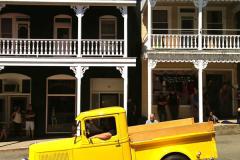Classic Truck on Main Street