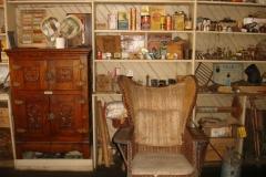 Chair inside Monteverde