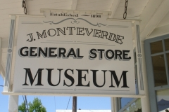 Monteverde General Store Sign