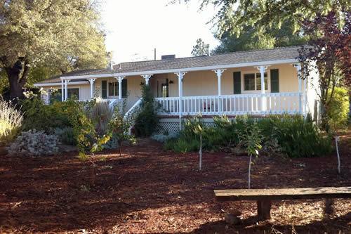 sutter creek lodging Carma Z's Opal Street House
