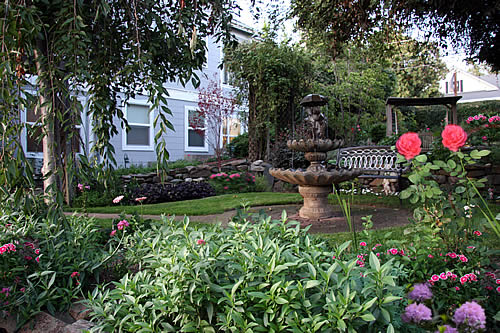 grey gables bed and breakfast inn sutter creek lodging
