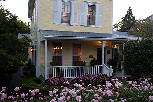 sutter creek lodging foxes inn bed and breakfast