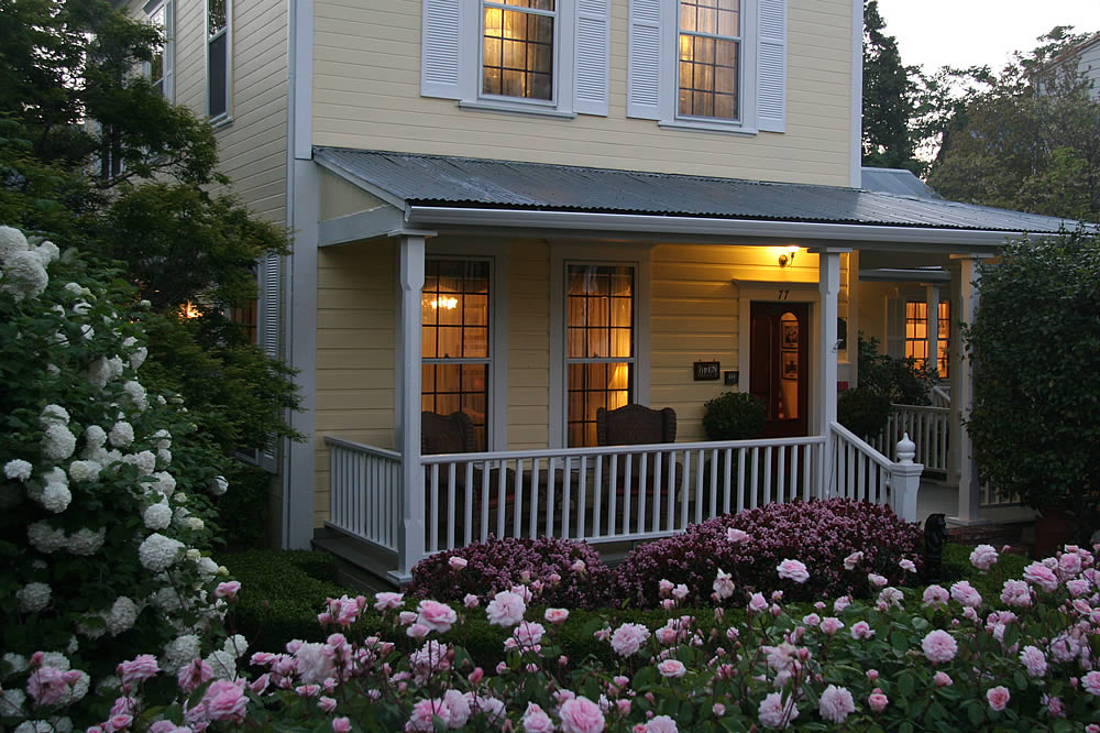 lodging in sutter creek california