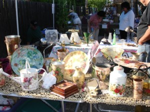 sutter creek trash to treasures annual event