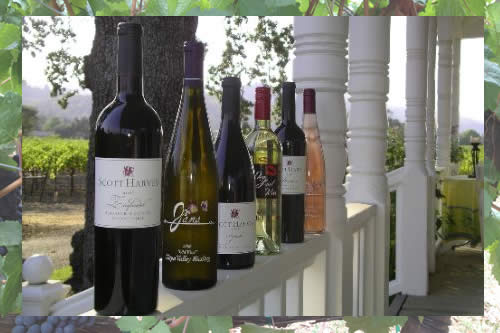 "Scott Harvey Wines, the initial line of wines in the ""Creative Wine Concepts"" portfolio, was created out of market demand for Scott's wines – ""niche wines that over deliver."""
