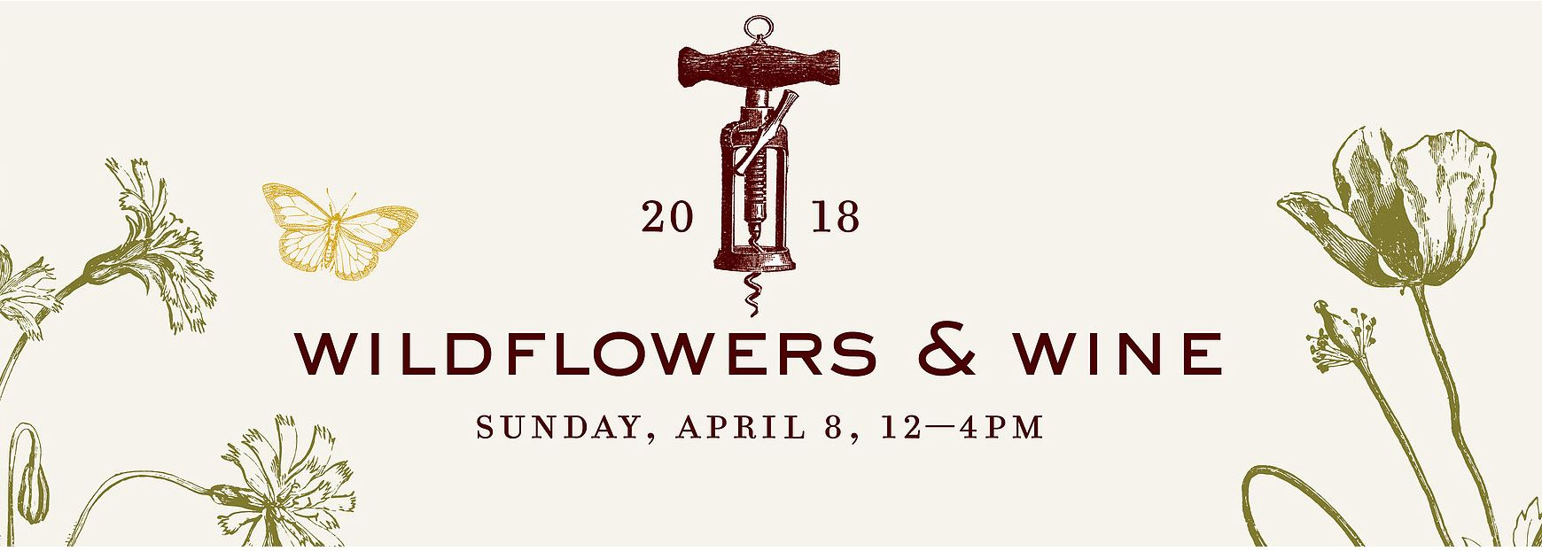 sutter creek wildflowers & wine event