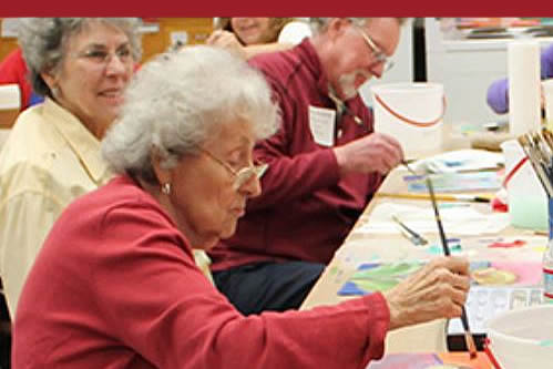 amador county arts council - art classes