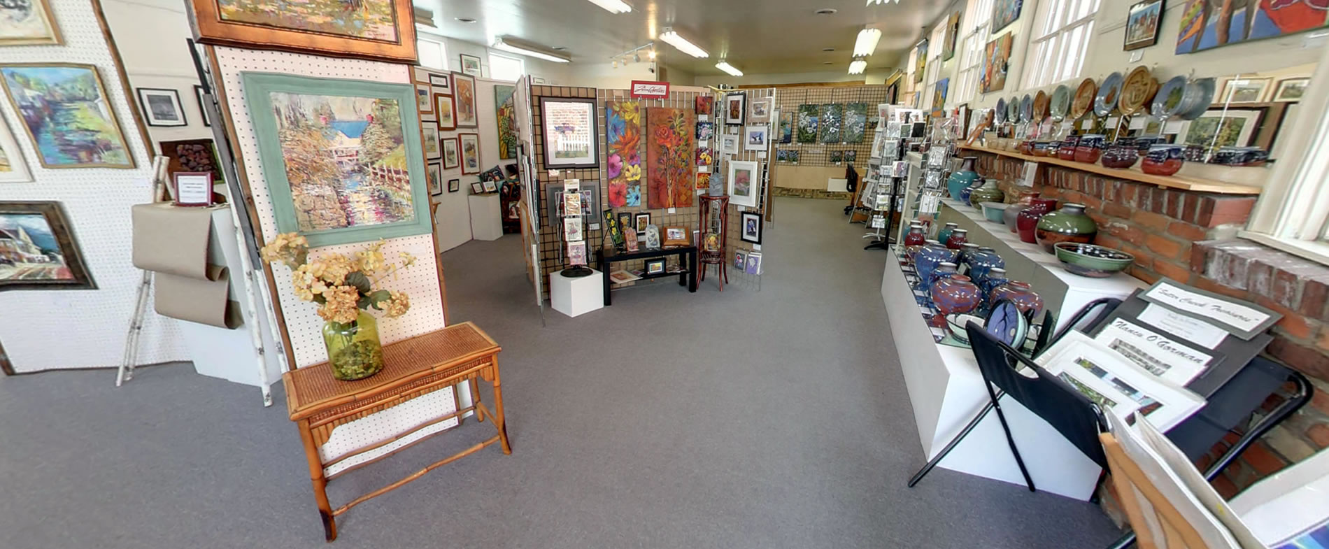 art galleries sutter creek shopping on main street