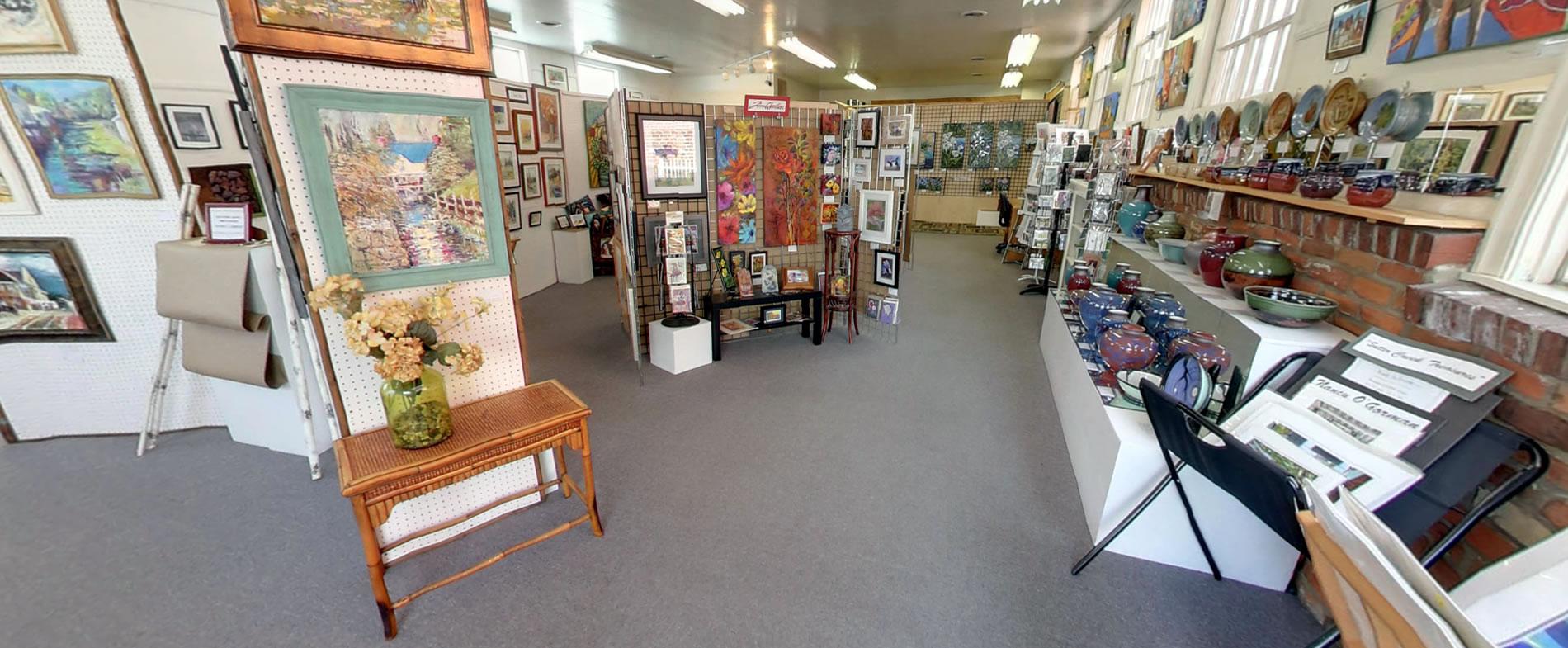 art galleries sutter creek shopping on main street
