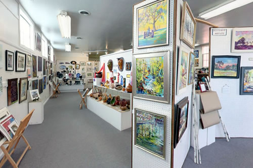 sutter creek art gallery