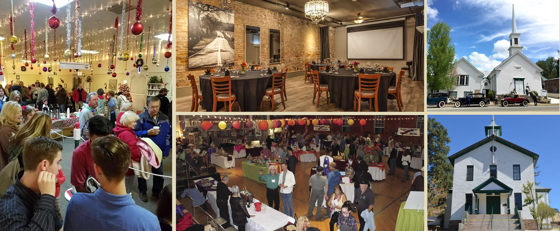 sutter creek meeting, conference, group venues