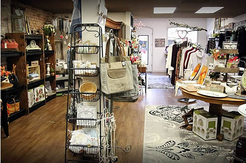 sutter creek shopping finishing touches boutique