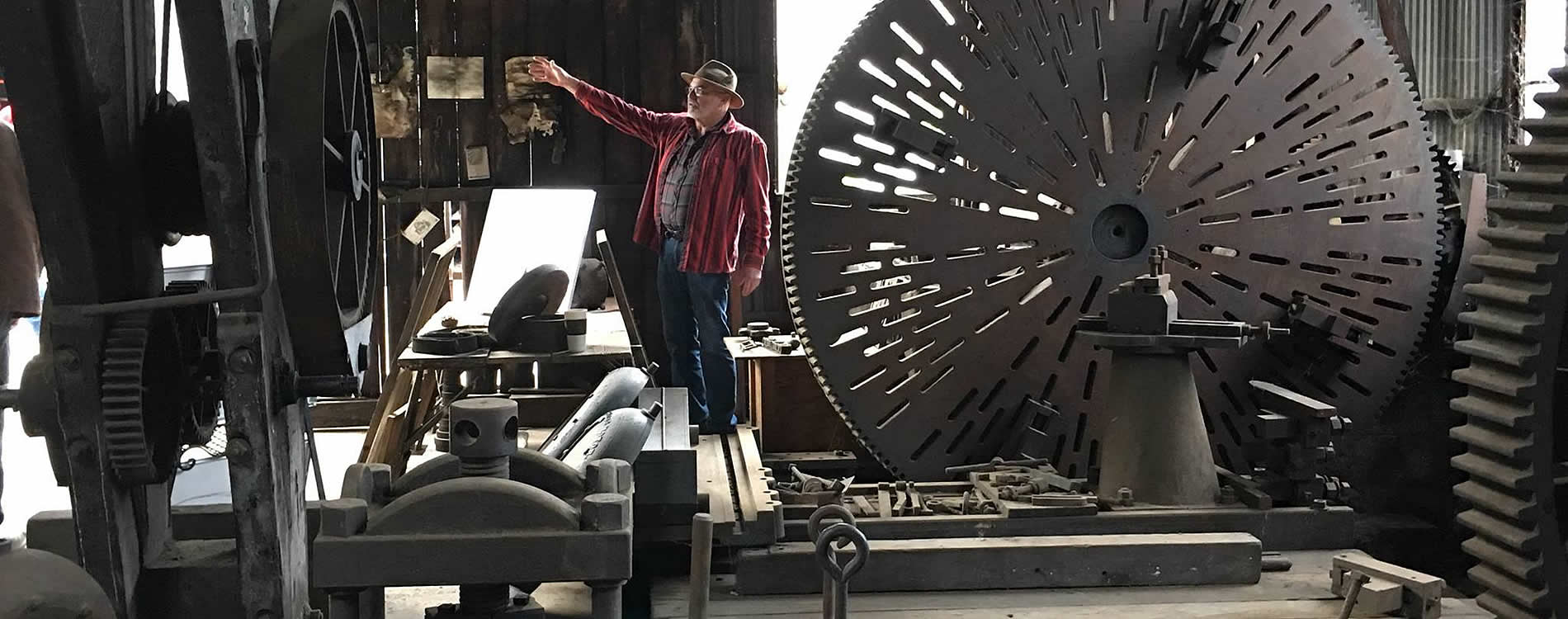 sutter creek knight foundry tours