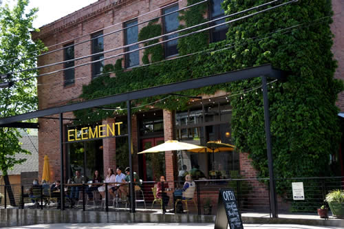 sutter creek restaurant element at hanford house