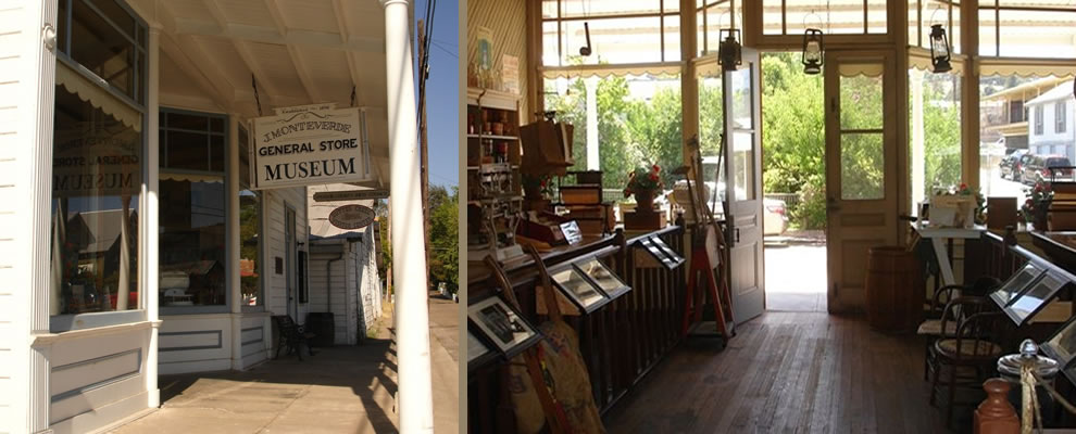 sutter creek monteverde store and museum