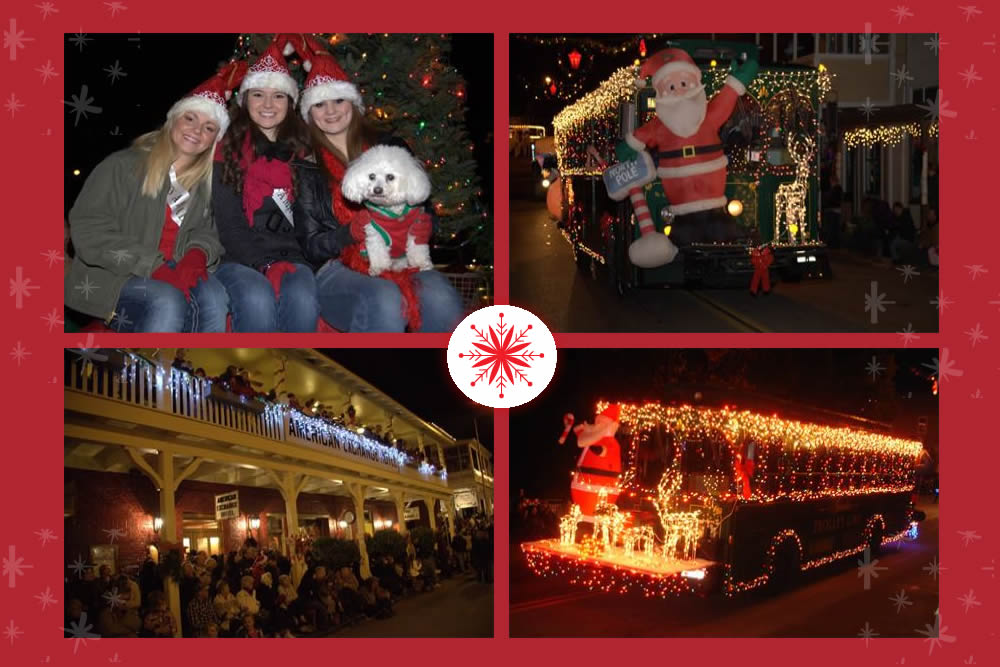 Sutter Creek Parade of Lights