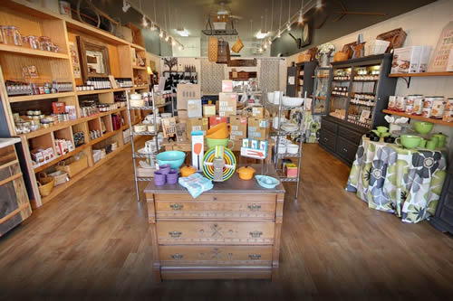 sutter creek culinary store inside