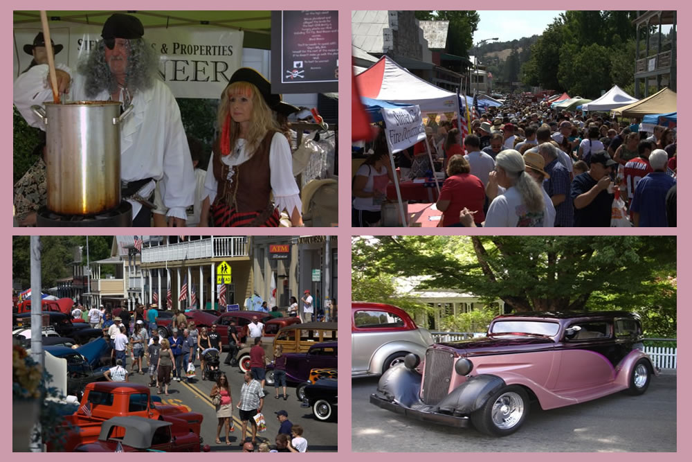 Sutter Creek Car Show & Chili Cook Off