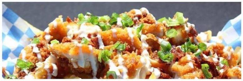 food truck fries
