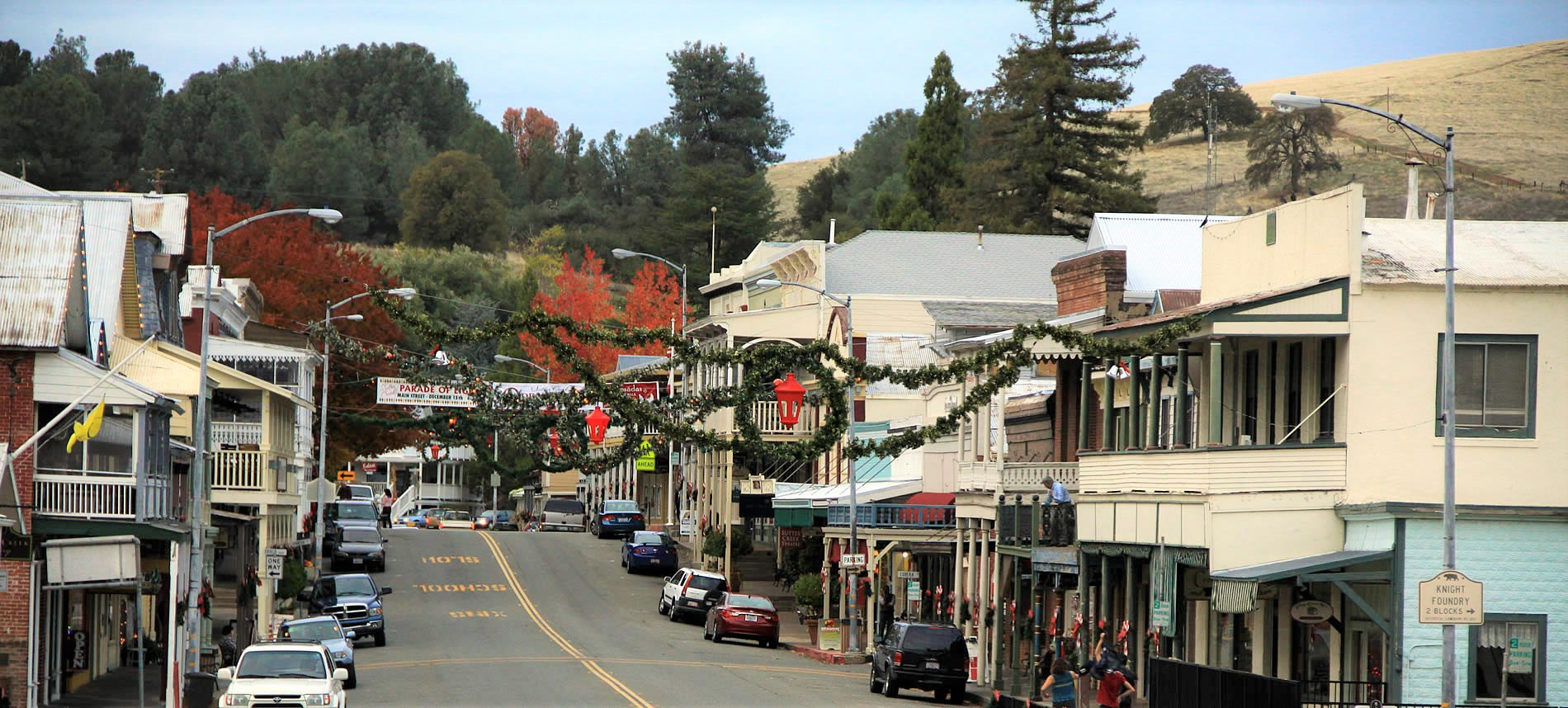 sutter creek holiday magic