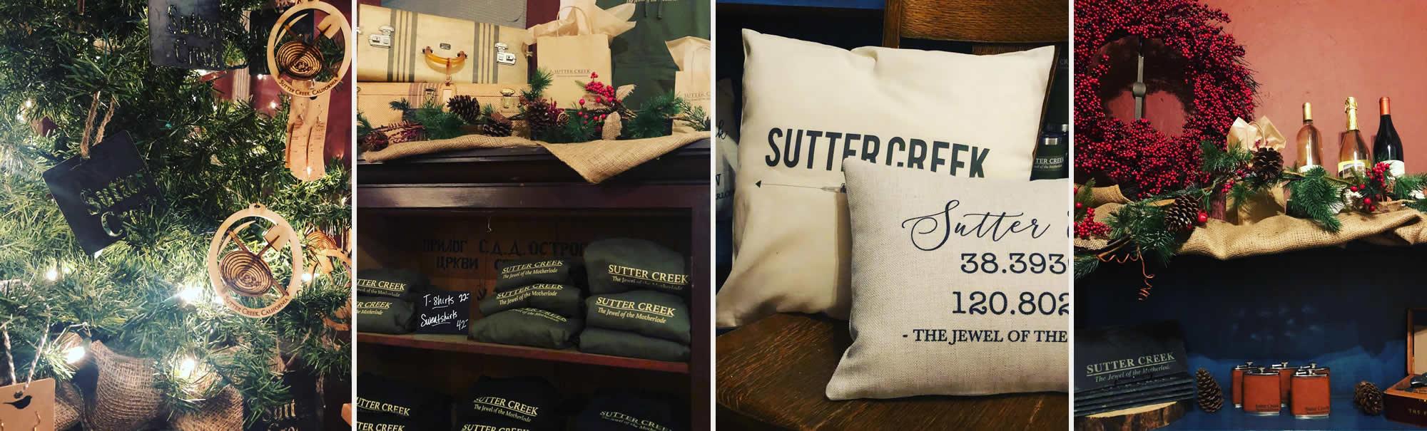 sutter creek gift shop