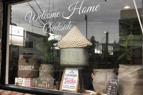 sutter creek shopping welcome home