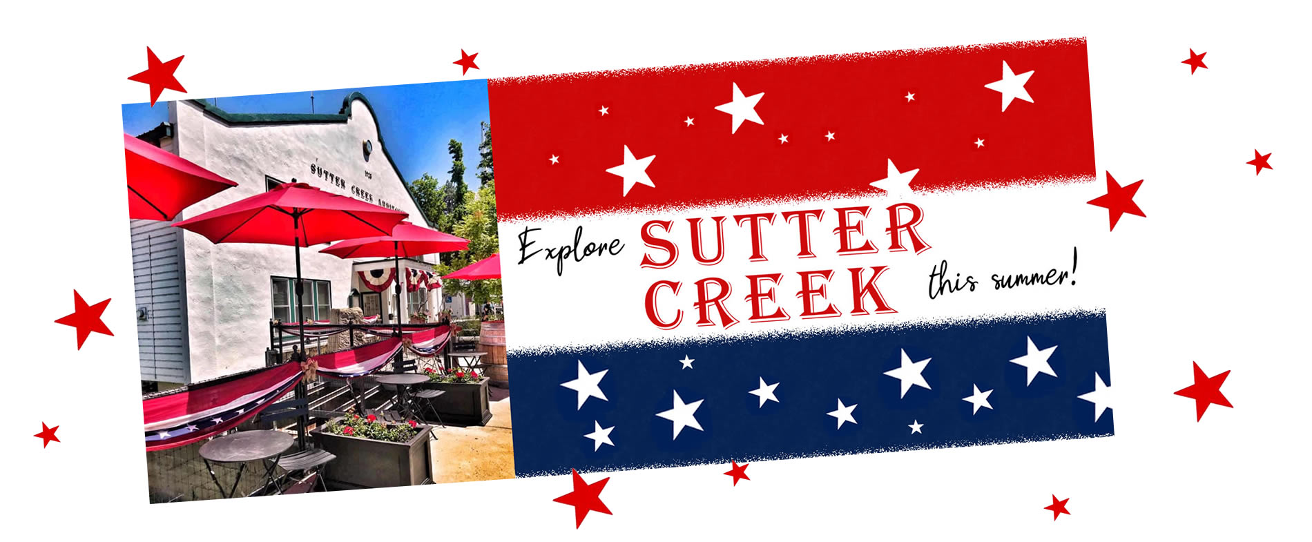 explore sutter creek this summer