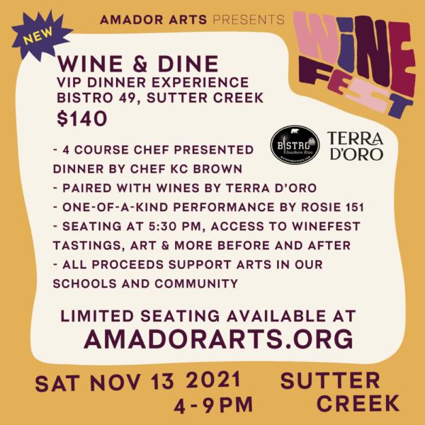 Winefest Sutter Creek 2021