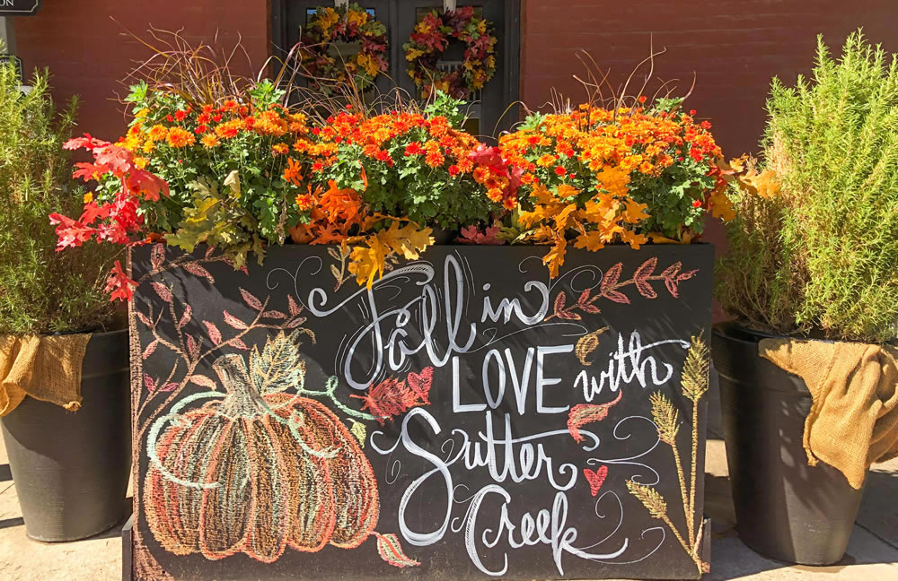 fall in love with sutter creek